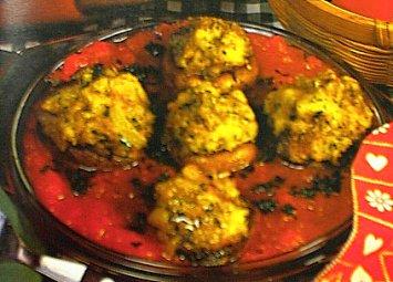 Funghetti concupiti in salsa alla Lucrezia Borgia