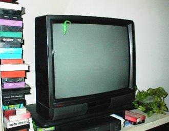Il guasto del televisore