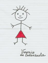Veronico da costanzuola - La Dama Rossa